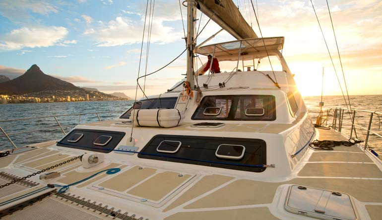 Royal Cape Catamarans, Majestic 530 Yacht, Lifestyle