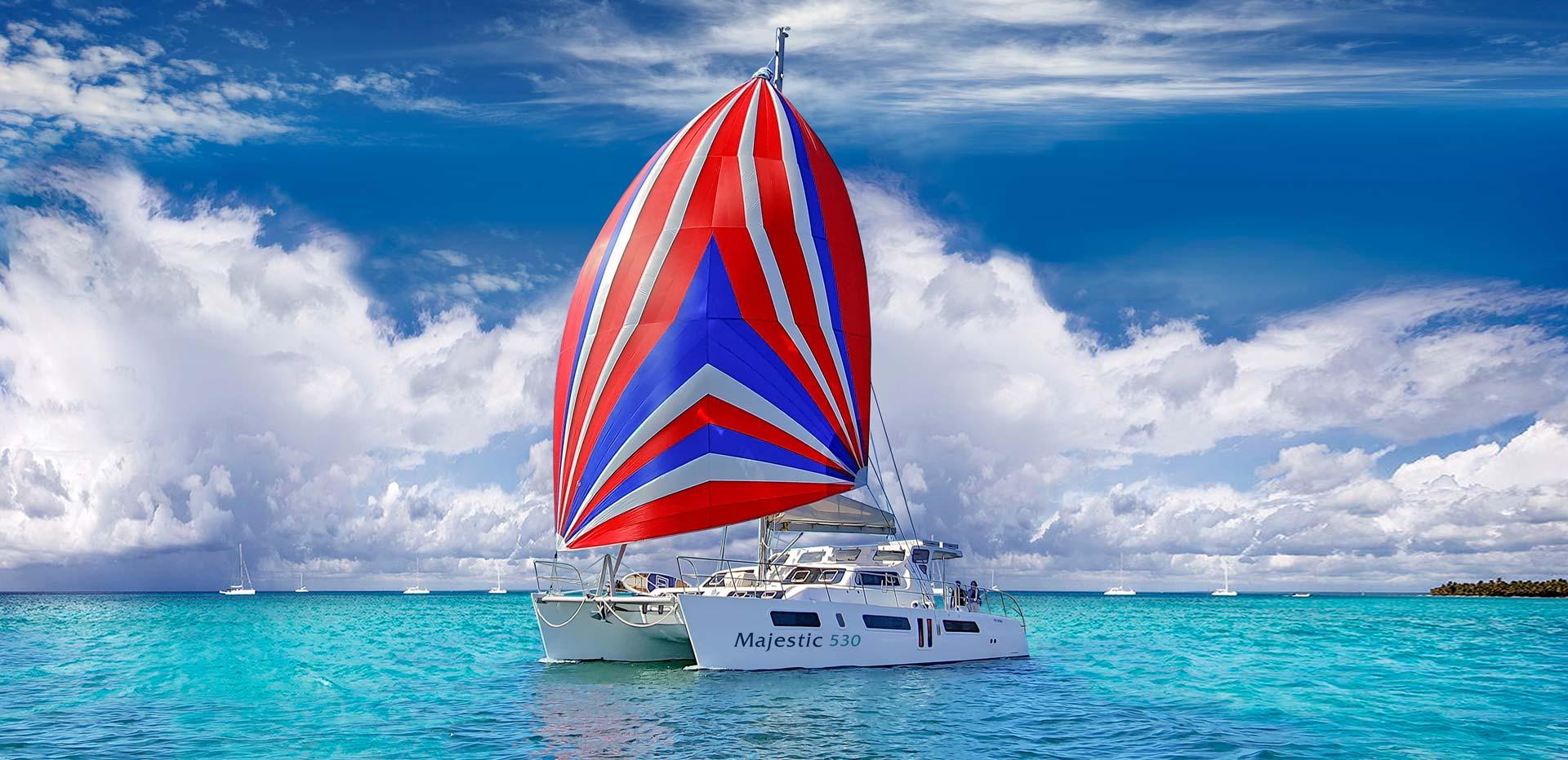 Royal Cape Catamarans, Sailing Catamaran, New Majestic 530 Yacht