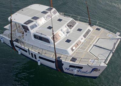 Royal Cape Catamarans, Launch of new Majestic 530