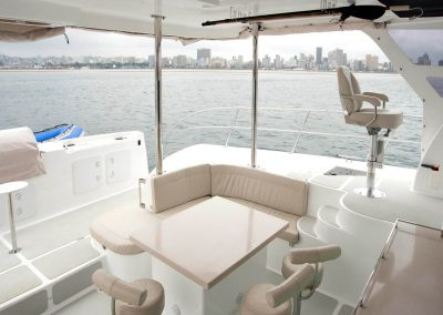 Royal Cape Catamarans, Majestic 530 sailing yacht
