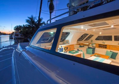 Royal Cape Catamarans, Majestic 530, Dusk