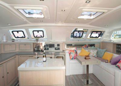Royal Cape Catamarans, Majestic 530 Galley