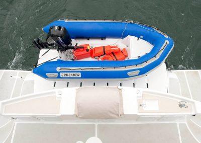 Royal Cape Catamarans, Majestic 530 Tender