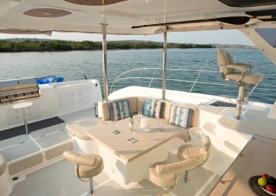Royal Cape Catamaran, New Majestic 530, leisure deck
