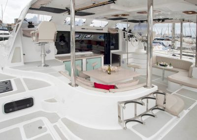 Royal Cape Catamarans, Majestic 530 leisure deck