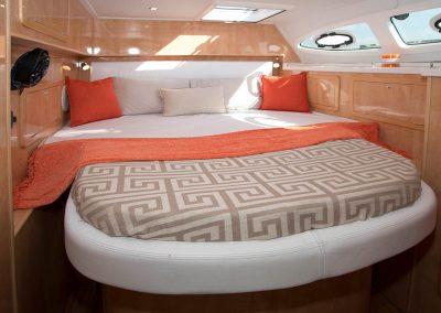Royal Cape Catamarans, Majestic Cabin aft2