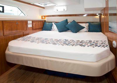 Royal Cape Catamarans, Majestic Cabin aft