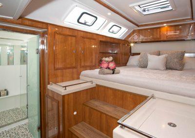 Royal Cape Catamarans, Majestic Cabin, En suite