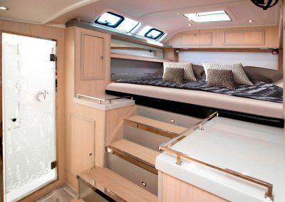 Royal Cape Catamarans, Majestic en suite Cabin