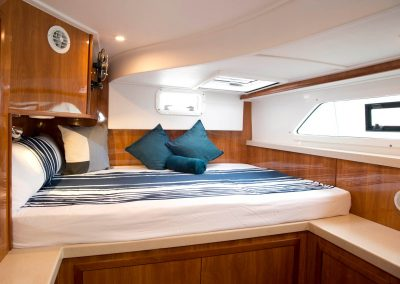 Royal Cape Catamarans, Majestic Crew Cabin