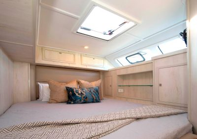 Royal Cape Catamarans, New Luxurious Majestic 570, cabin