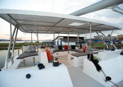 Royal Cape Catamarans, New Luxurious Majestic 570, Flybridge