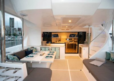 Royal Cape Catamarans, New Luxurious Majestic 570, Cockpit