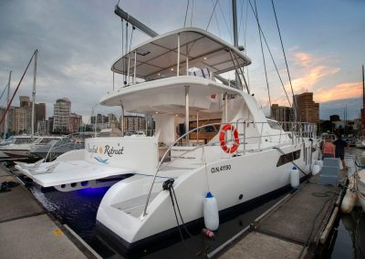 Royal Cape Catamarans, New Luxurious Majestic 570, Durban