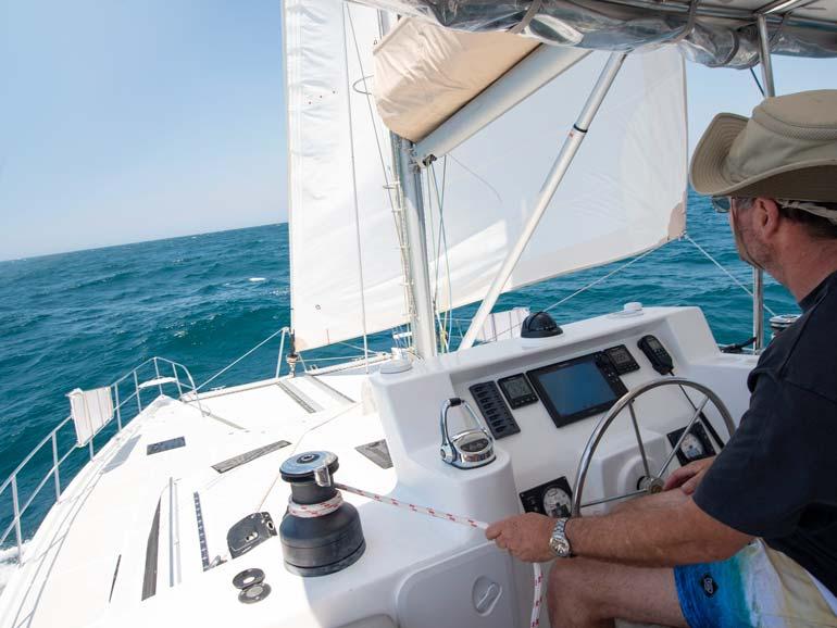 Royal Cape Catamarans, Majestic 530 Yacht, Capetown