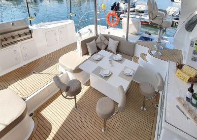 Majestic 530, Luxury Catamaran